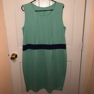 MERONA: Blue dress 👗